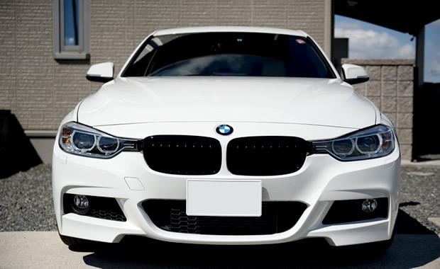 BMW 320d BluePerfomance M Sport