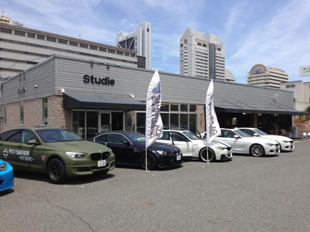 BMW神戸studie