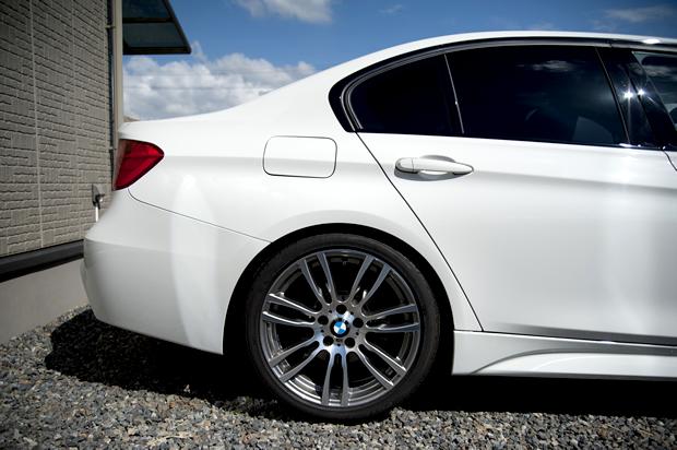愛車紹介BMW320d F30 | BMW320d(F30)買いました。
