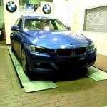 BMW3エストリルブルー